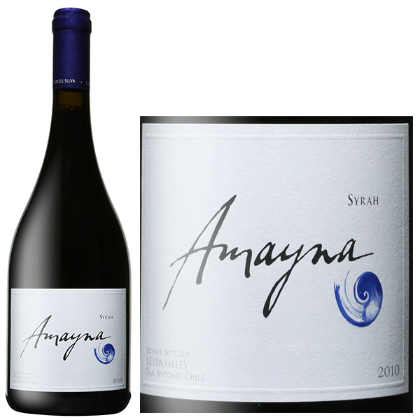 Rượu Vang Amayna Syrah