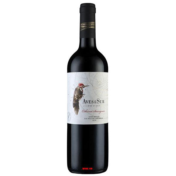Rượu Vang Aves Del Sur Clasico Red