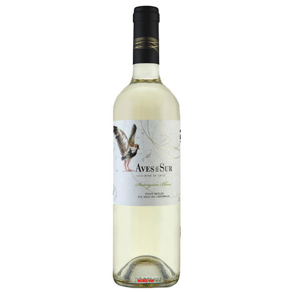 Rượu Vang Aves Del Sur Clasico White