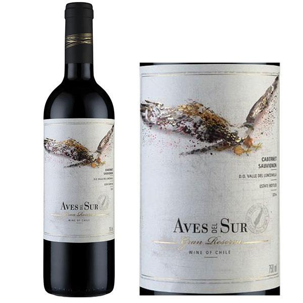 Rượu Vang Aves Del Sur Gran Red