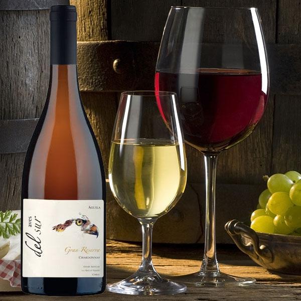 Rượu Vang Aves Del Sur Gran White