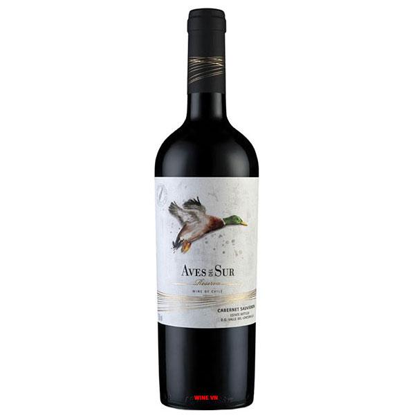 Rượu Vang Aves Del Sur Reserva Red