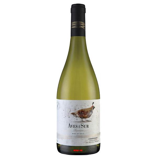 Rượu Vang Aves Del Sur Reserva White