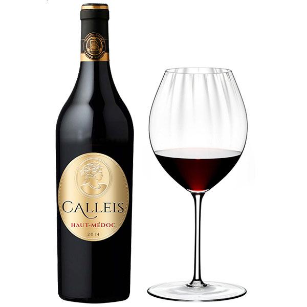 Rượu Vang Calleis Haut Medoc