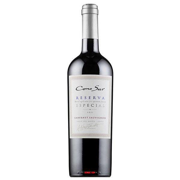 Rượu Vang Cono Sur Reserva Especial Cabernet Sauvignon Tinto