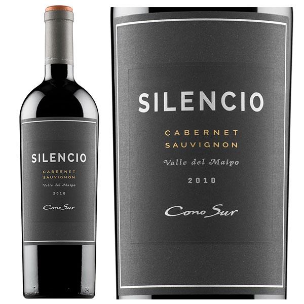 Rượu Vang Cono Sur Silencio Cabernet Sauvignon