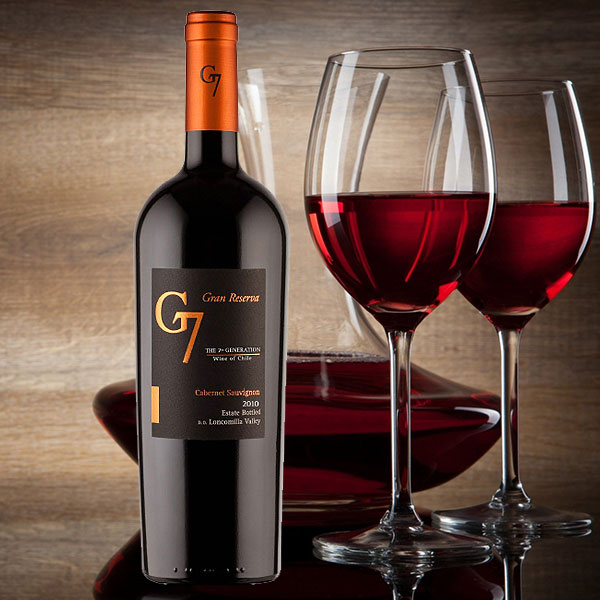 Rượu Vang G7 Gran Red