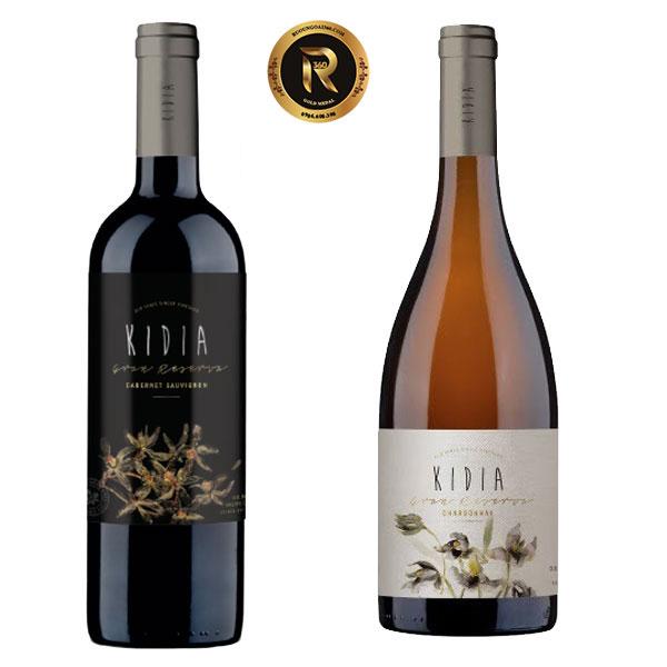 Rượu Vang Kidia Gran Red