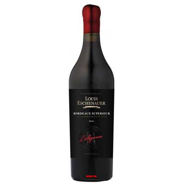 Rượu Vang Louis Eschenauer Bordeaux Superieur
