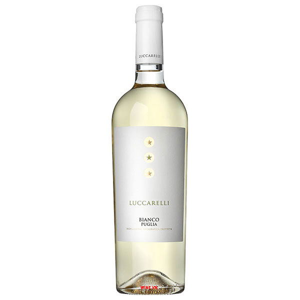 Rượu Vang Luccarelli Bianco Puglia