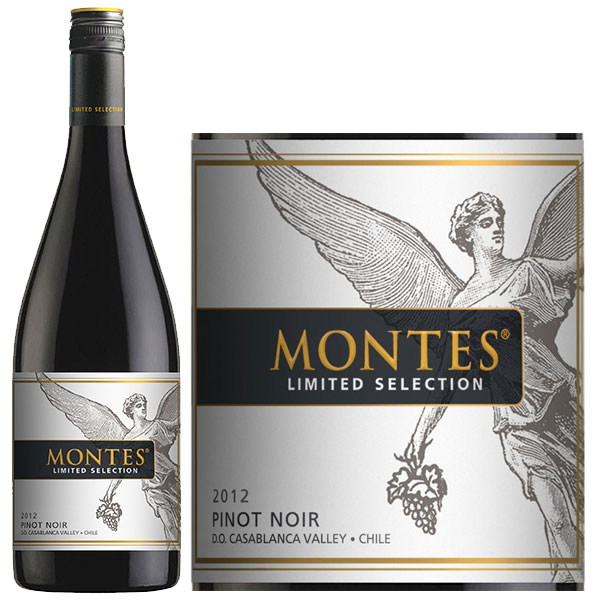 Rượu Vang Montes Limited Selection Pinot Noir
