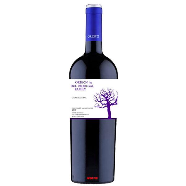 Rượu Vang Origen Gran Reserva Red