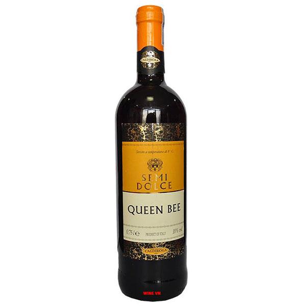 Rượu Vang Queen Bee Semi Dolce