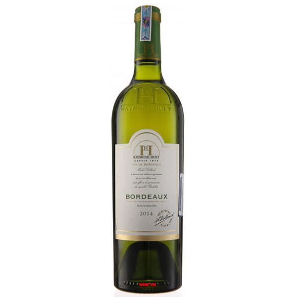 Rượu Vang Raymond Huet Semillon Sauvignon