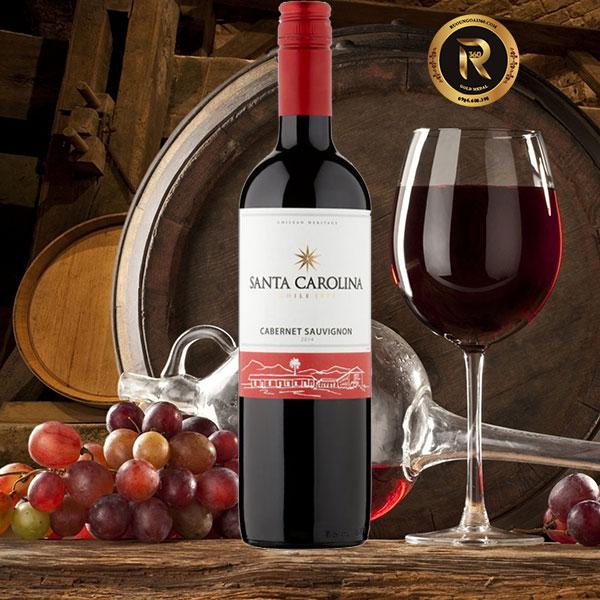 Rượu Vang Santa Carolina Cabernet Sauvignon