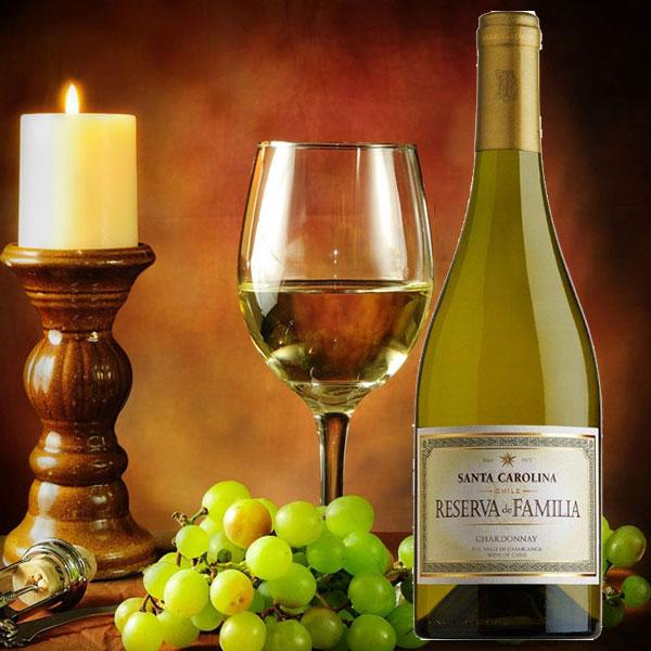 Rượu Vang Santa Carolina Reserva De Familia Chardonnay