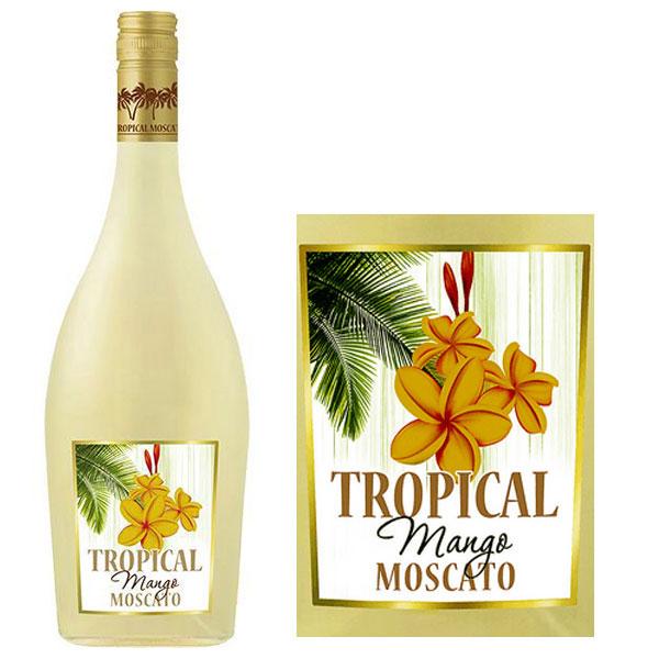 Rượu Vang Tropical Mango Moscato