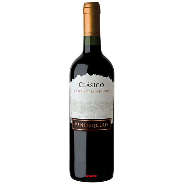 Rượu Vang Ventisquero Classico Red