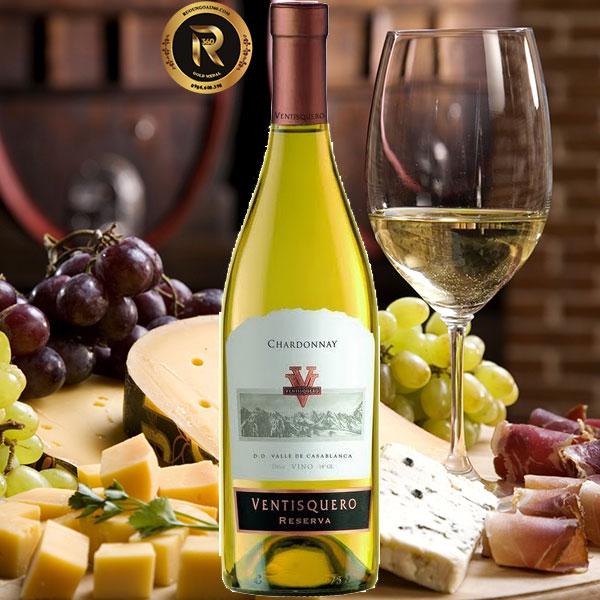 Rượu Vang Ventisquero Reserva White