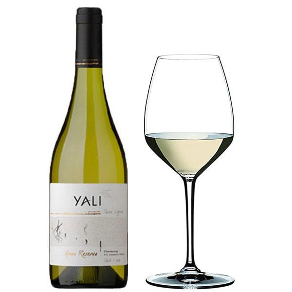 Rượu Vang Yali Gran Chardonnay