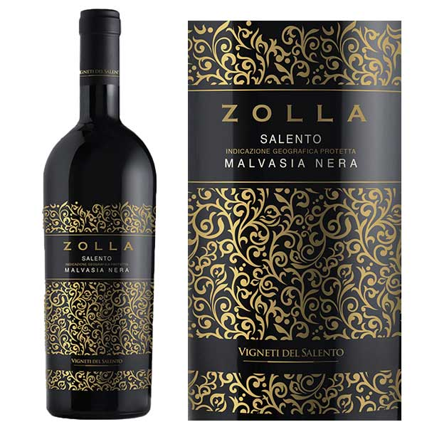Rượu Vang Zolla Malvasia Nera