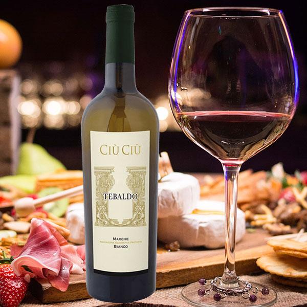 Rượu vang Cìu Cìu Tebaldo