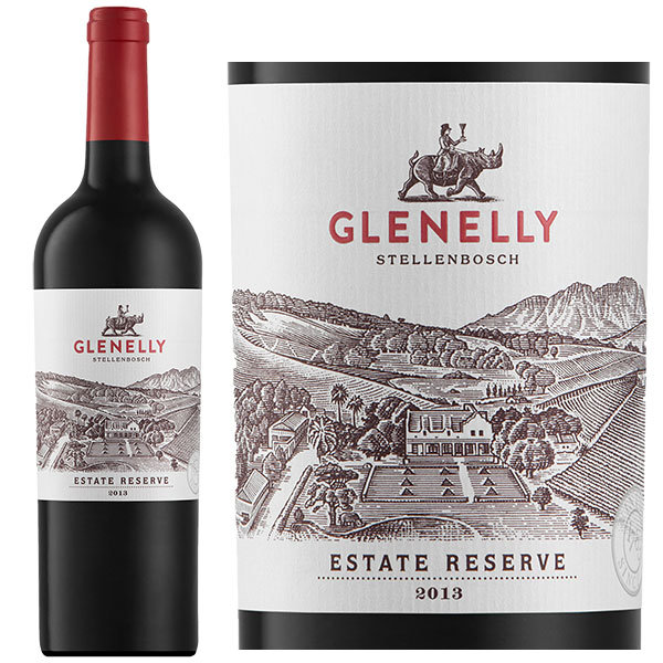 Rượu vang Glenelly Estate Reserve