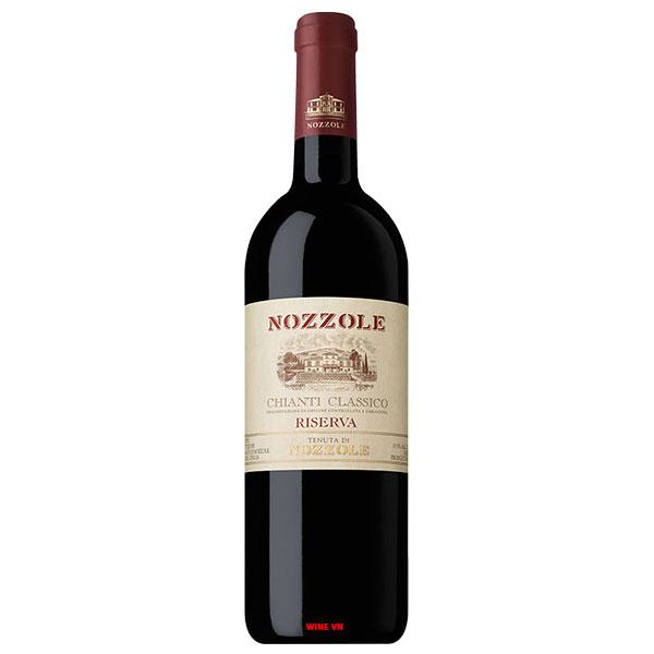 Rượu vang Nozzole Chianti Classico