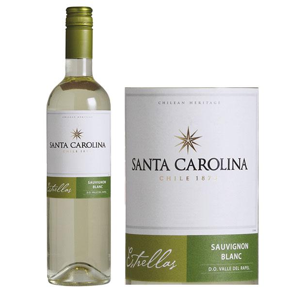 Rượu vang Santa Carolina Estrellas Sauvignon Blanc