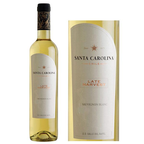 Rượu vang Santa Carolina Late Harvest Sauvignon Blanc