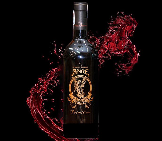 Rượu Vang Ange Puglia