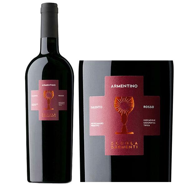 Rượu Vang Armentino Schola Sarmenti