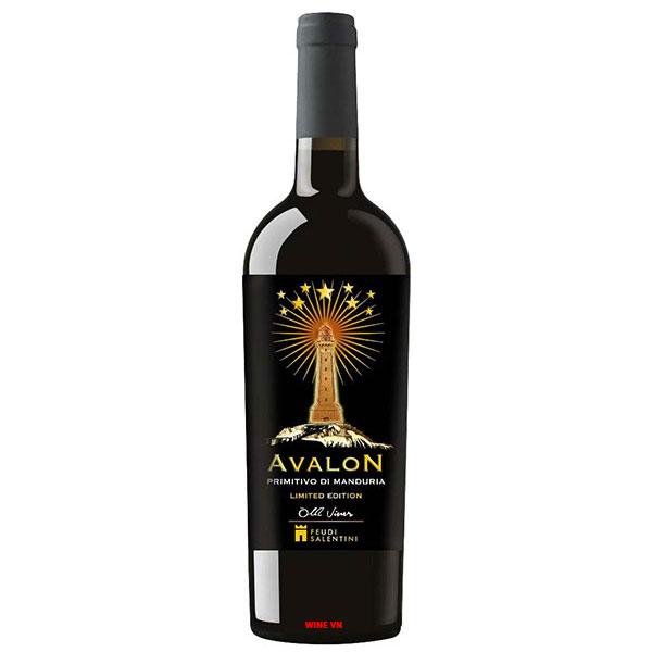 Rượu Vang Avalon Primitivo Di Manduria