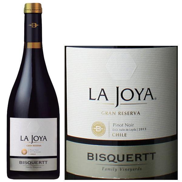 Rượu Vang Bisquertt La Joya Gran Reserva Pinot Noir