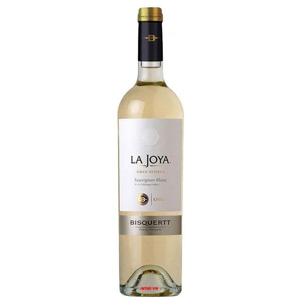 Rượu Vang Bisquertt La Joya Gran Reserva Sauvignon Blanc