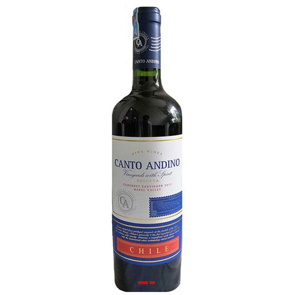 Rượu Vang Canto Andino Reserve Cabernet Sauvignon