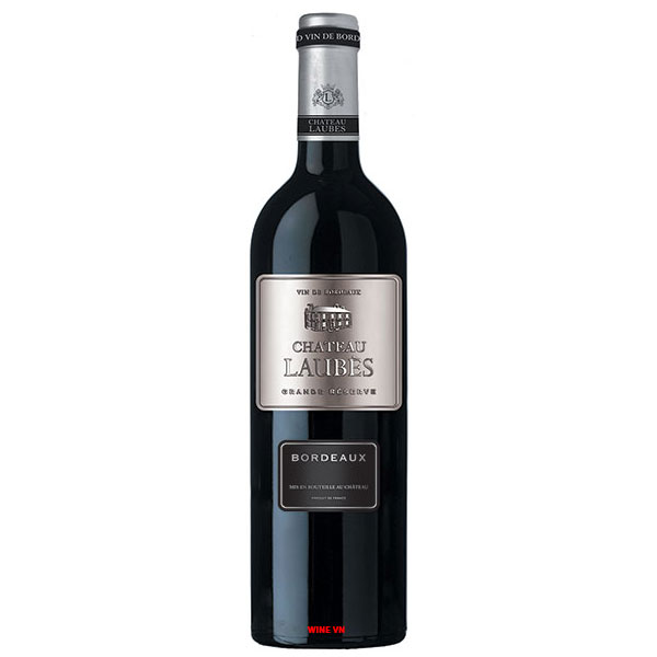 Rượu Vang Chateau Laubes