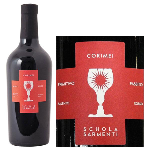Rượu Vang Corimei Primitivo