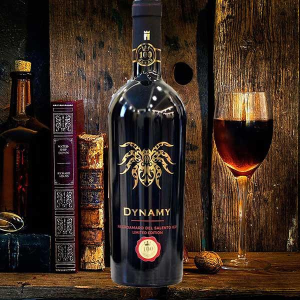 Rượu Vang DYNAMY Negroamaro