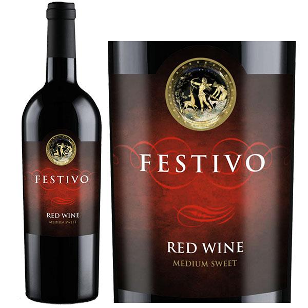 Rượu Vang Festivo Medium Sweet