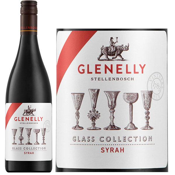 Rượu Vang Glenelly Glass Collection Shiraz