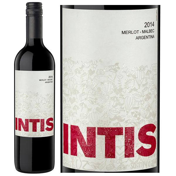 Rượu Vang Intis Merlot – Malbec