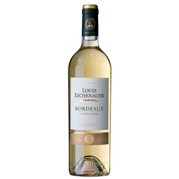 Rượu Vang Louis Eschenauer Bordeaux Moelleux