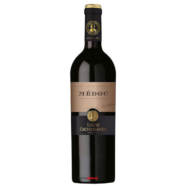 Rượu Vang Medoc Louis Eschenauer