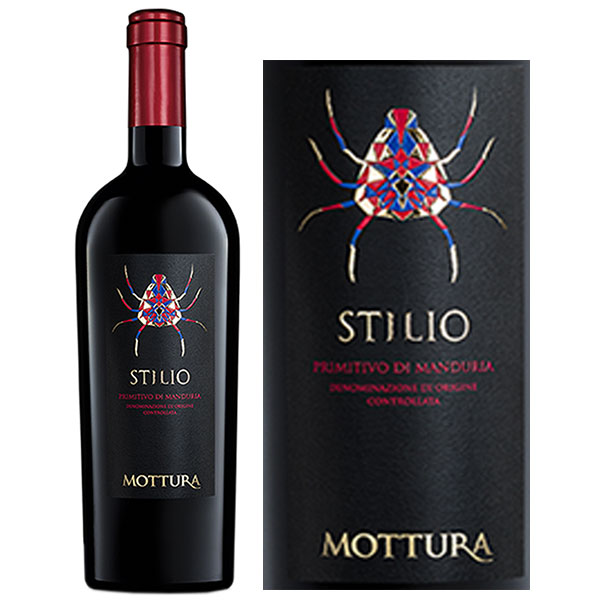 Rượu Vang Mottura Stilio Primitivo