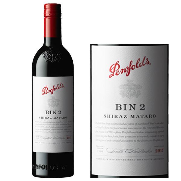Rượu Vang Penfolds Bin 2 Cabernet Shiraz