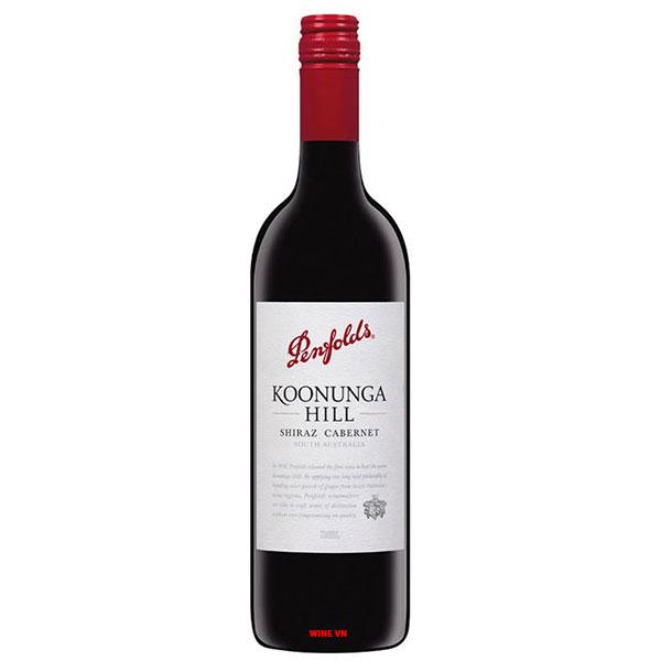 Rượu Vang Penfolds Koonunga Hill Shiraz Cabernet Sauvignon
