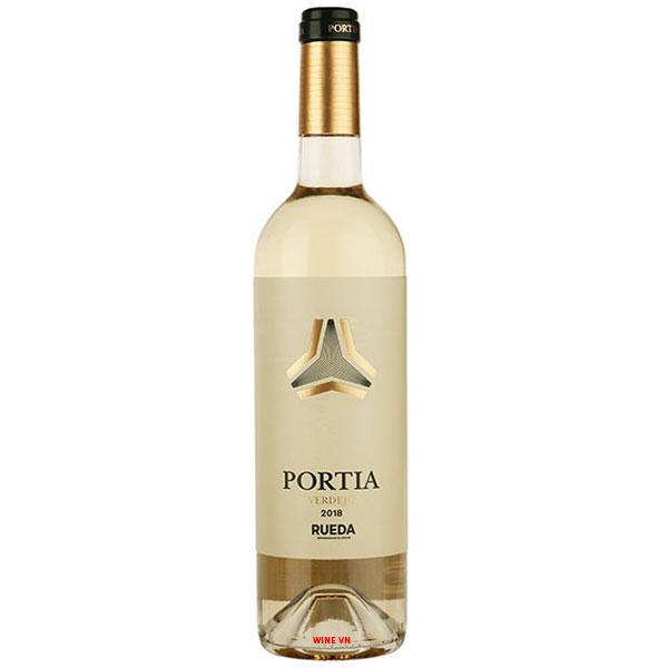 Rượu Vang Portia Verdejo