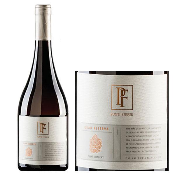 Rượu Vang Punti Ferrer Gran Reserva Chardonnay
