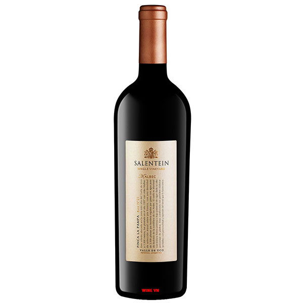 Rượu Vang Salentein Single Vineyard Malbec